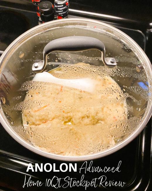 Anolon 10 Qt Stockpot