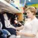 Buying a convertible car seat
