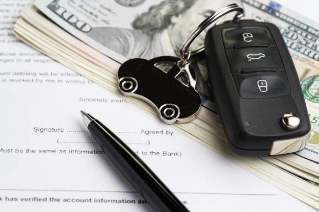 Finance a new car