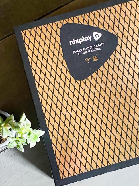 Nixplay Smart Frame in Box