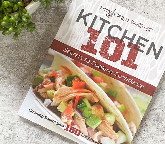 Holly Clegg Kitchen 101
