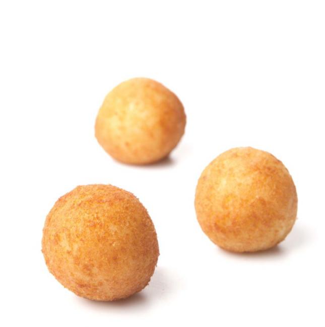 Dauphine Puff Potatoes
