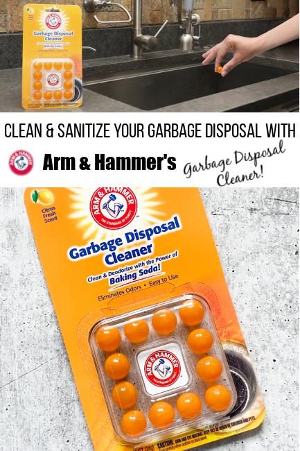 Arm & Hammer Garbage Disposal Cleaner