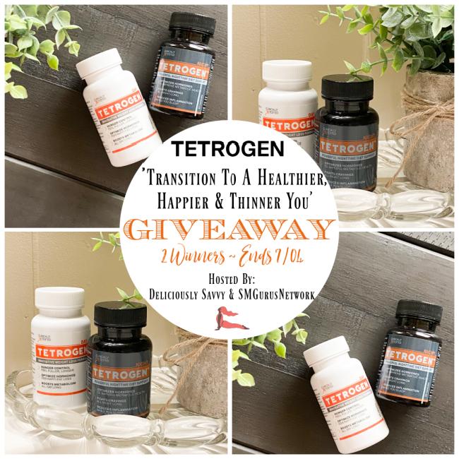 Tetrogen Giveaway