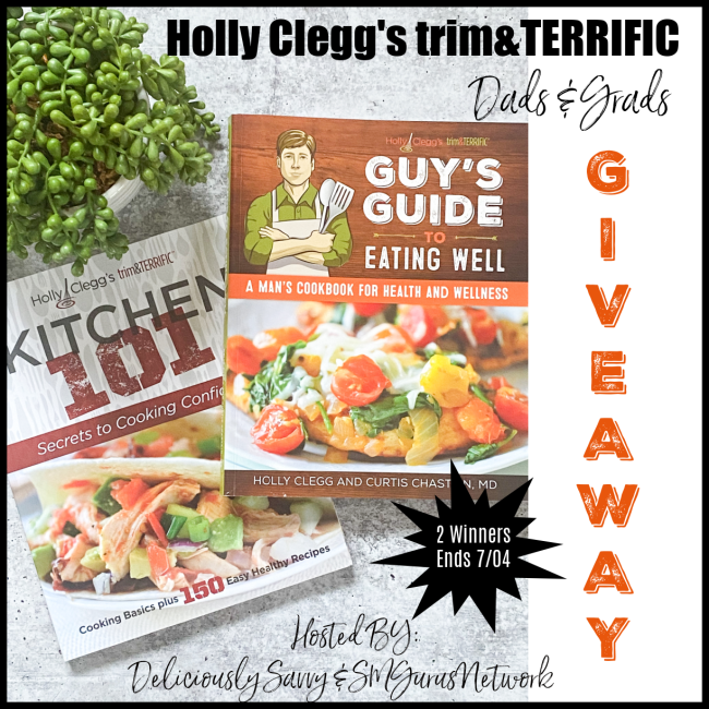 Holly Clegg Giveaway