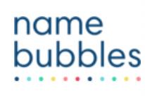 Name Bubble Logos