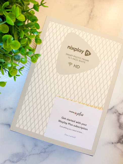 Nixplay Special Edition Smart Photo Frame