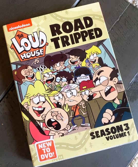 The Loud House DVD