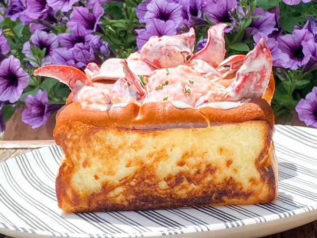 Lobster Rolls from Burger & Lobster