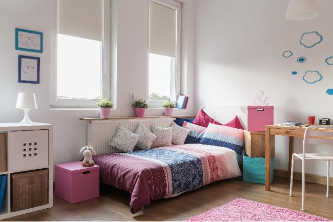 updating child's bedroom