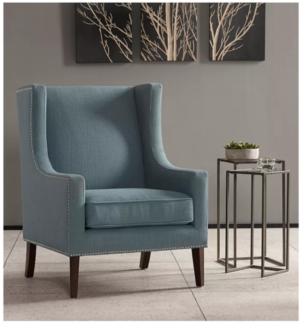 Sloane Fabric Accent Chair