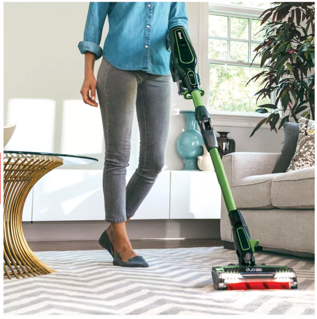 IONFlex™ DuoClean™ Cord-Free Ultra-Light Vacuum IF201