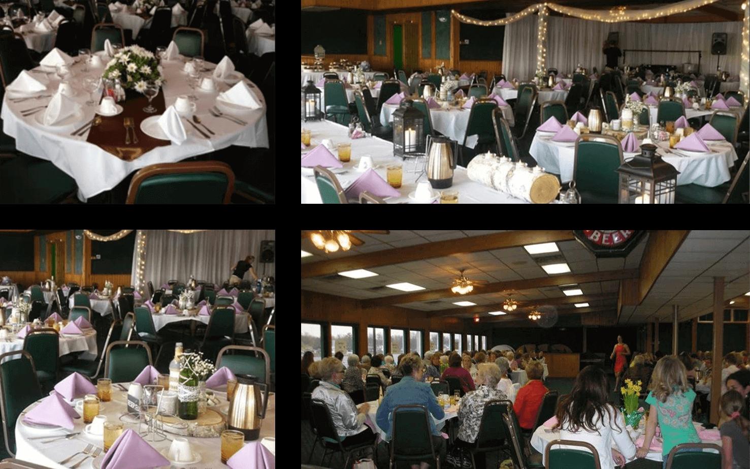 banquet-collage
