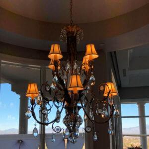 paradise-electric-lighting-fixture-installation