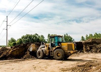 Excavating Services in Jackson MI