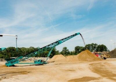 Gravel Extraction