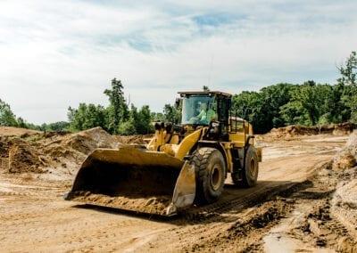 Excavating Jackson MI