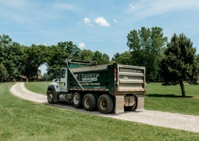 Trucking Services and Driveway Gravel