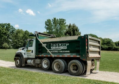 Trucking Services and Excavating