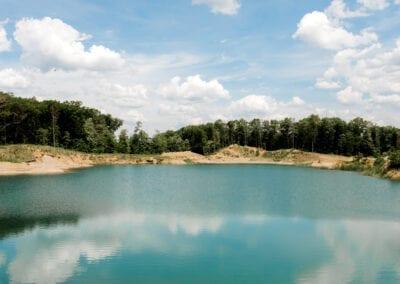 Pond Development
