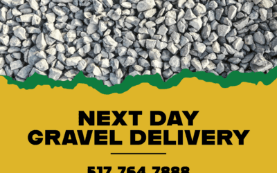 Next Day Gravel Delivery