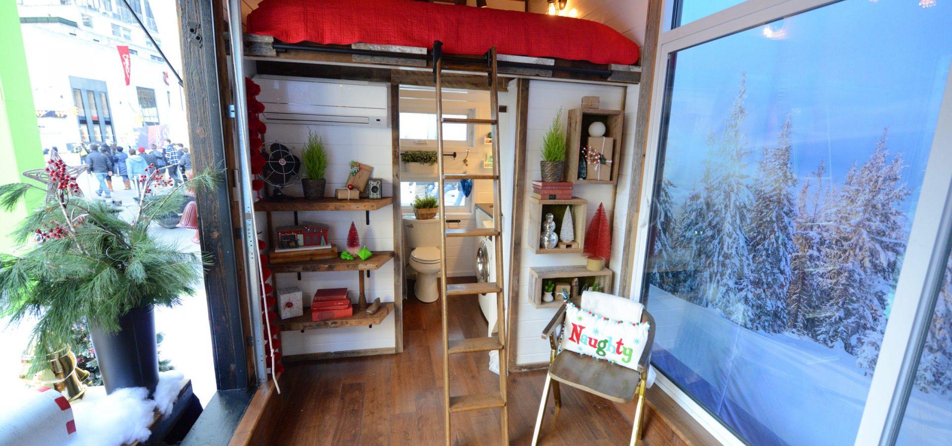 Freeform Tiny Home inside