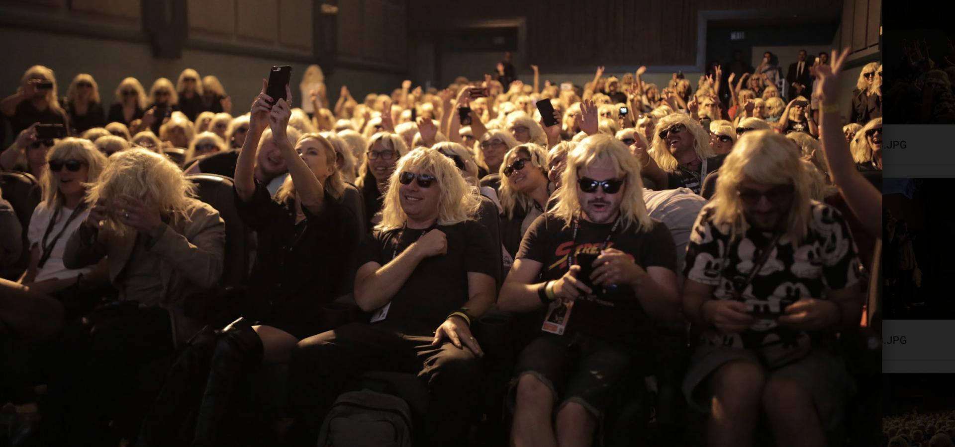 Atomic Blonde Screen SDCC