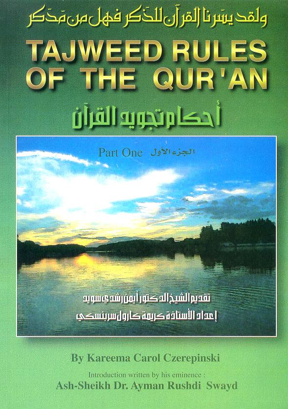 Tajweed Rules of The Quran