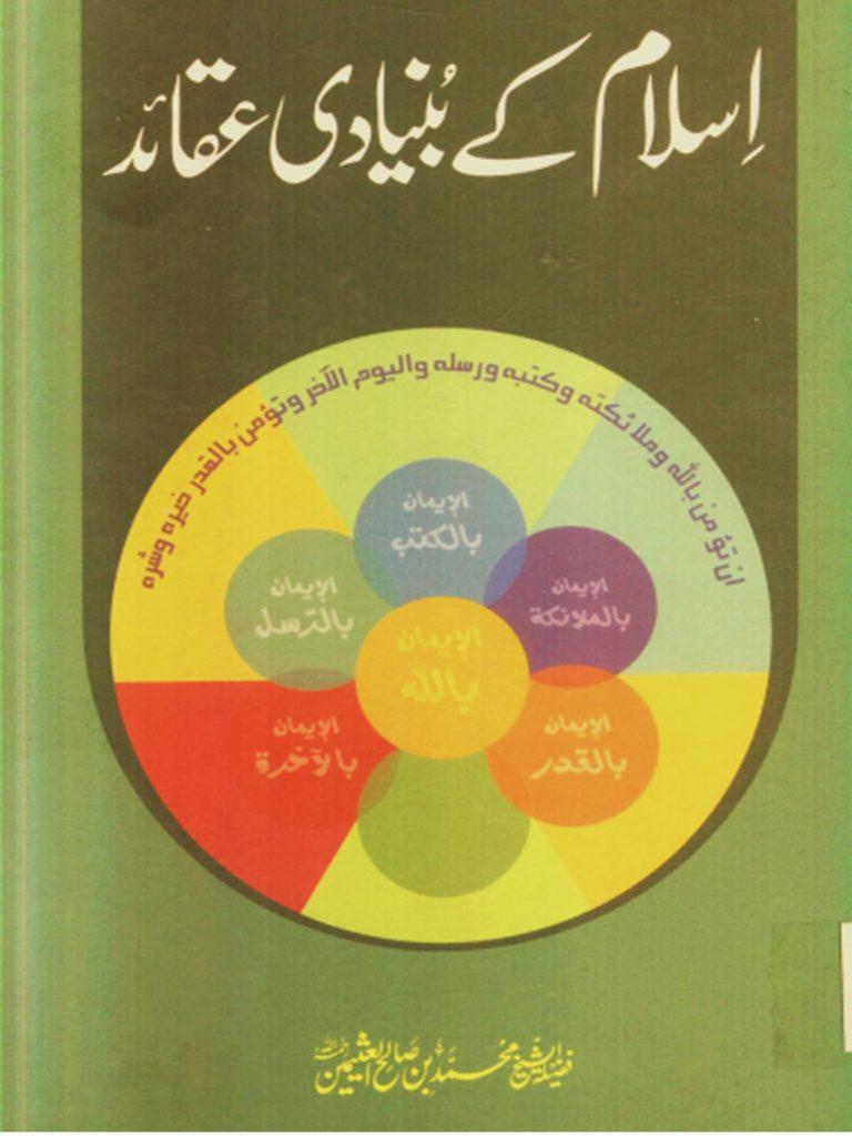 aqeeda book