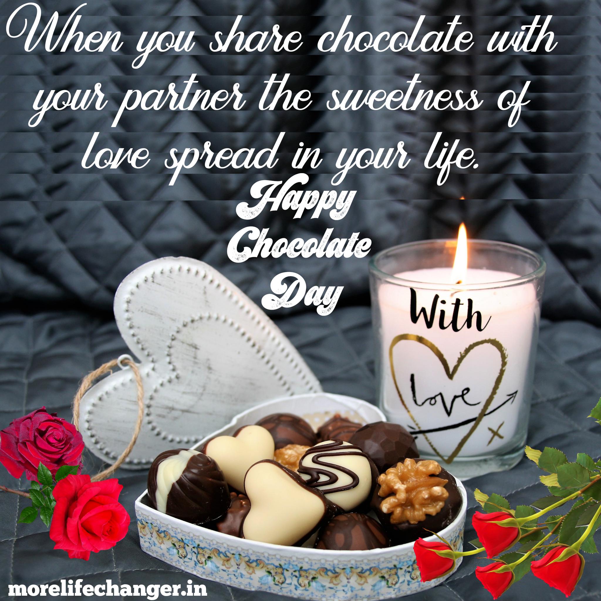 Happy Chocolate Day 1
