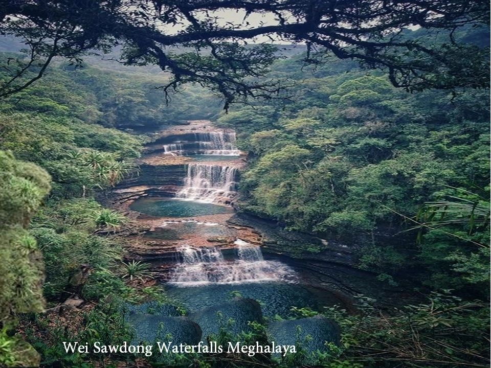 Wei Sawdong waterfall