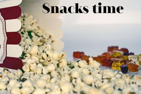 26 Amazing snacks quotes