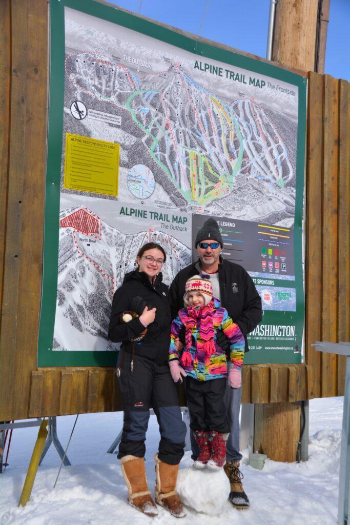 Mt Washington is for family fun