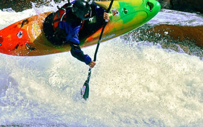 Five Kayaker Gems in Pucon Chile