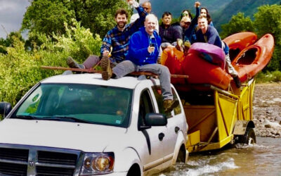 When Is the Best Time to Kayak Chile?