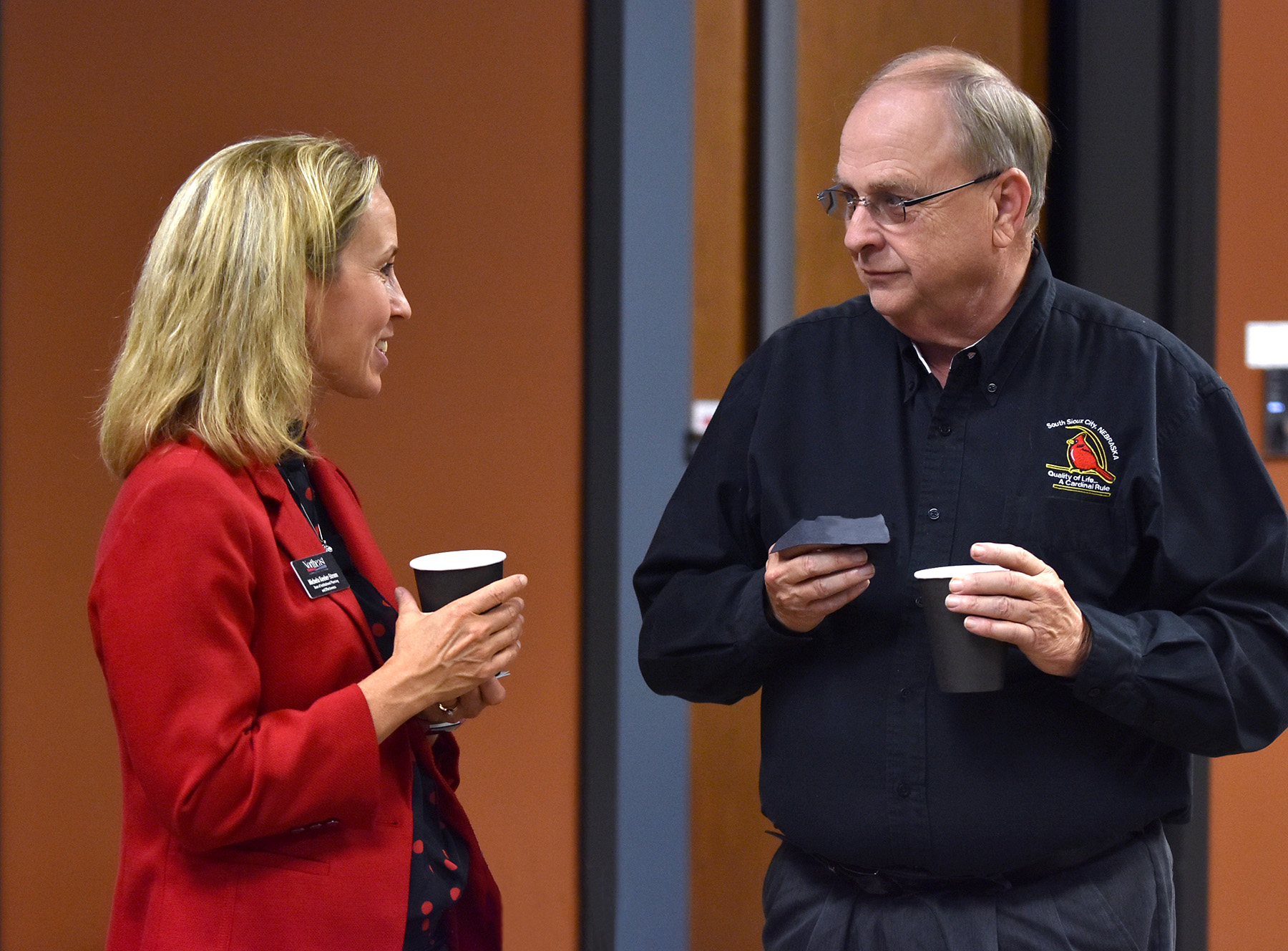 Northeast outlines initiatives during South Sioux City Chamber event