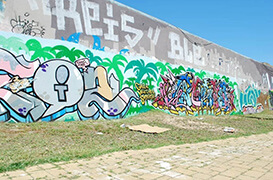 How to Discourage Graffiti Vandals