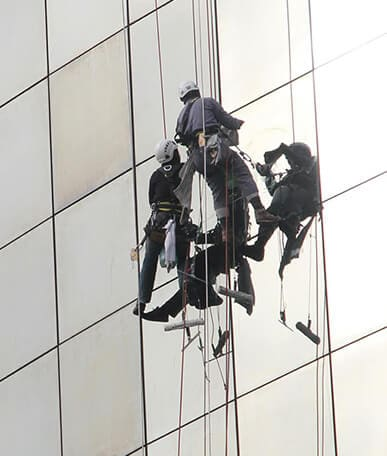 Commercial building window cleaning Dallas,TX