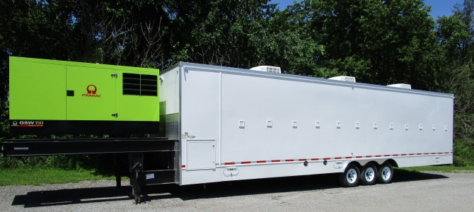 Emergency Response Mobile Command Centers Laundry 2