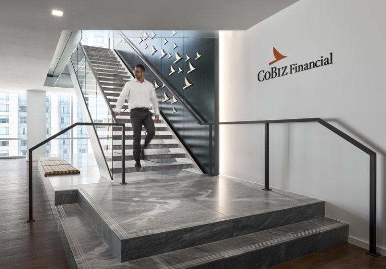 CoBiz Coorperate Headquarters & Retail