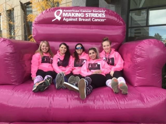 Breast Cancer Awareness Walk