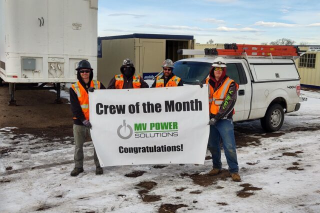Crew of the Month – Dec 2020