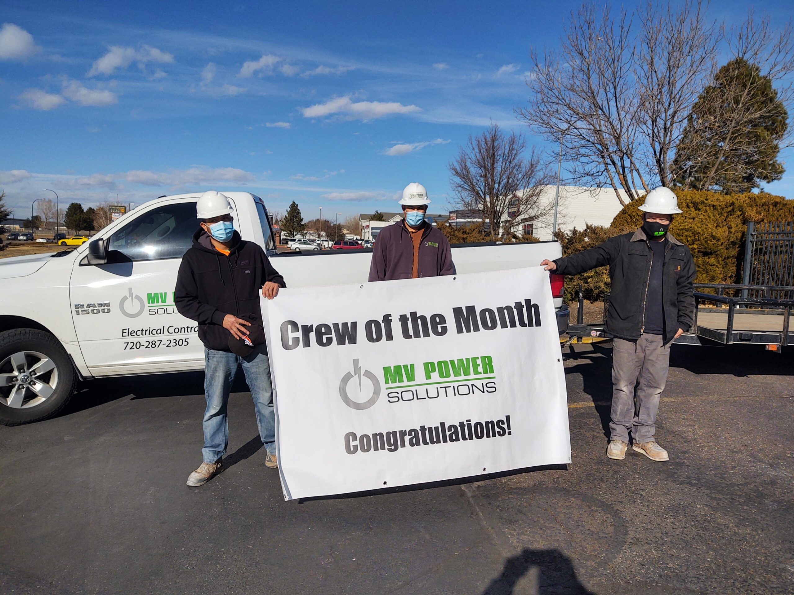 Crew of the Month – Jan 2021