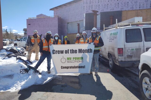 Crew of the Month – Feb 2021