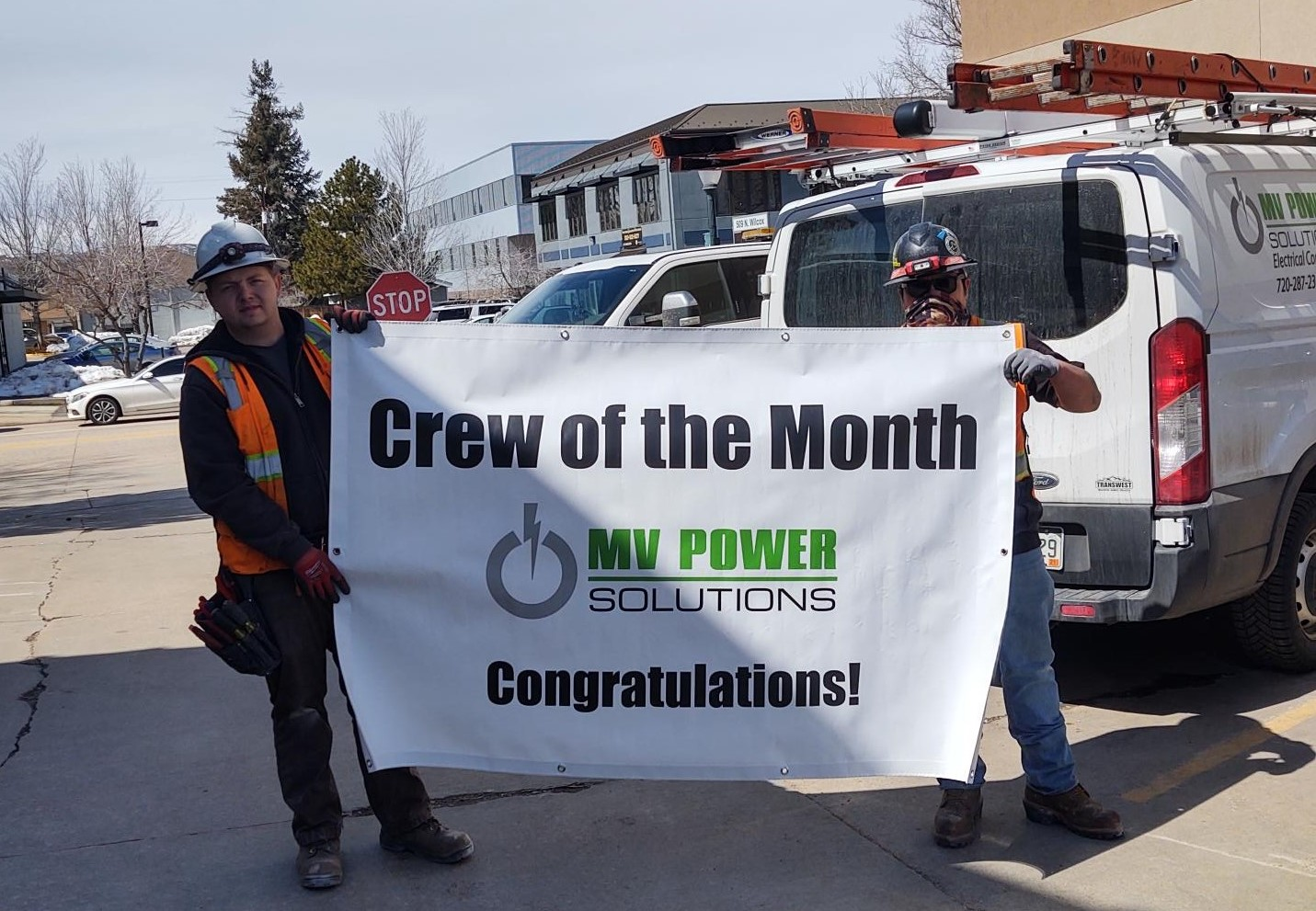 Crew of the Month – March 2021