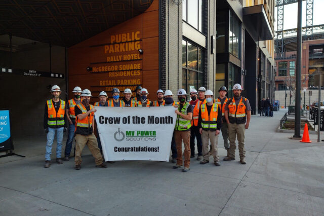 Crew of the Month – April 2021