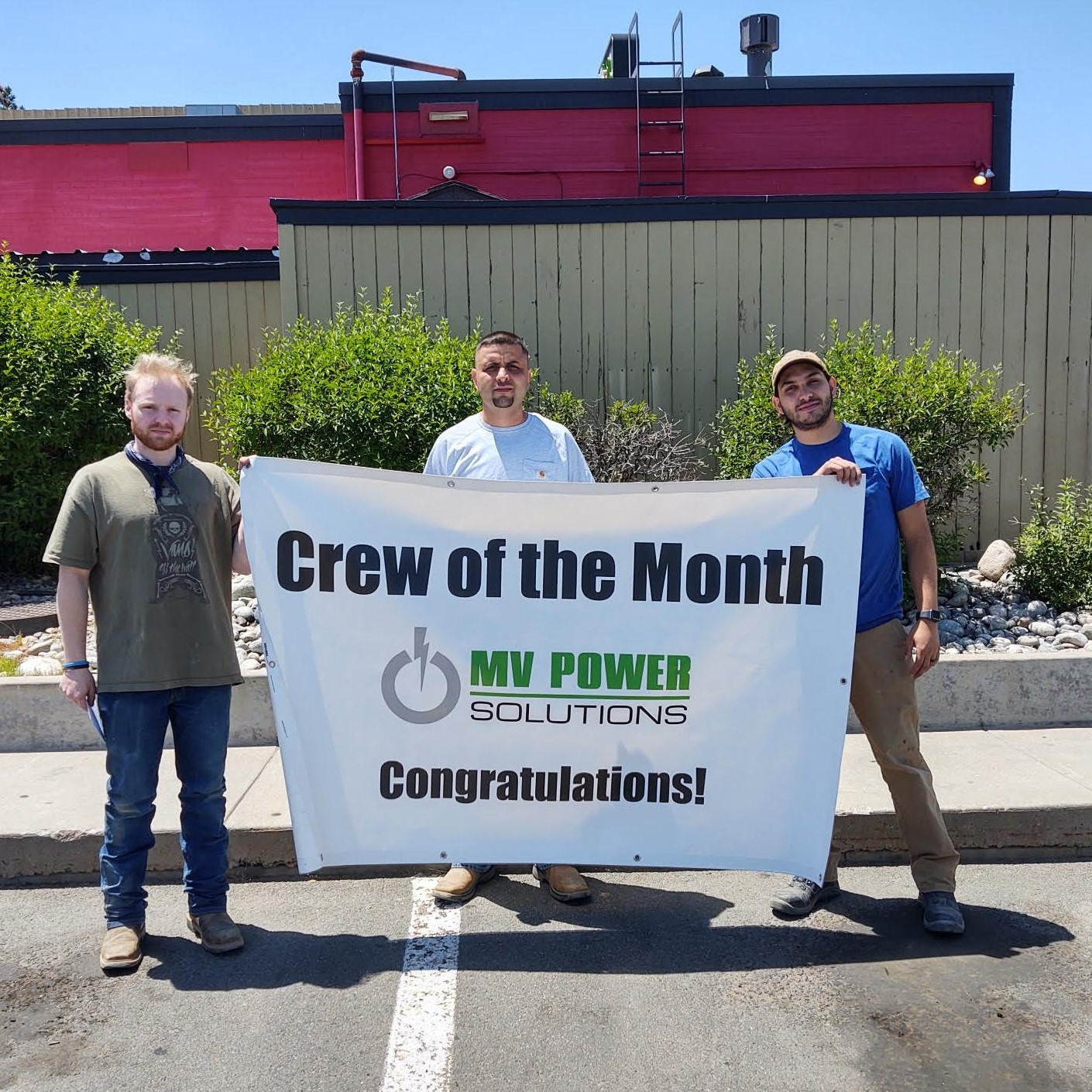 Crew of the Month – May 2021