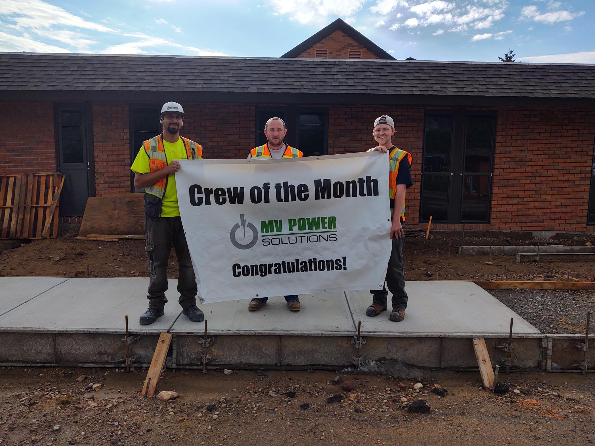 Crew of the Month – June 2021