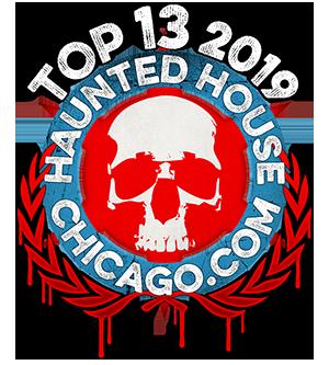 HauntedHouseChicago Top 13 2019 Laurels SMALL