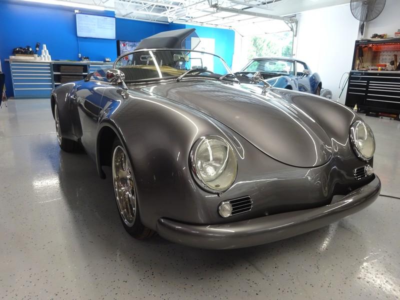1957 Porsche Roadster